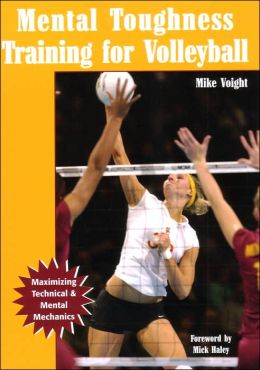 Book Review: Mental Toughness Training for Volleyball