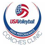 USA Volleyball High Performance Clinic 2015