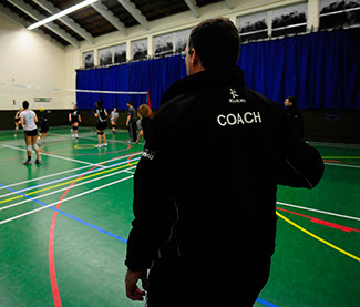 Where should you focus your coaching attention during matches?