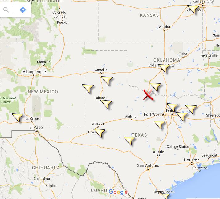 MSU-Travel-Map